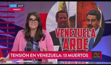 Venezuela: 1 país, 2 presidentes