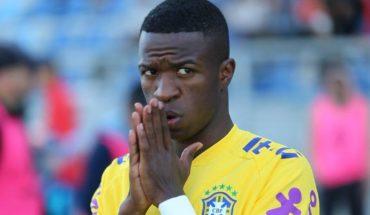 Vinícius Jr y otras figuras de Brasil que jugarán la Copa América 2019