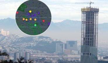 Activate contingency in Monterrey by bad air quality