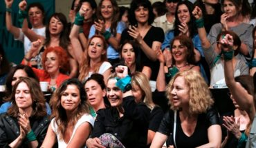 "Actresses Argentinas, against accusations of ""selectivity"" in their actions"