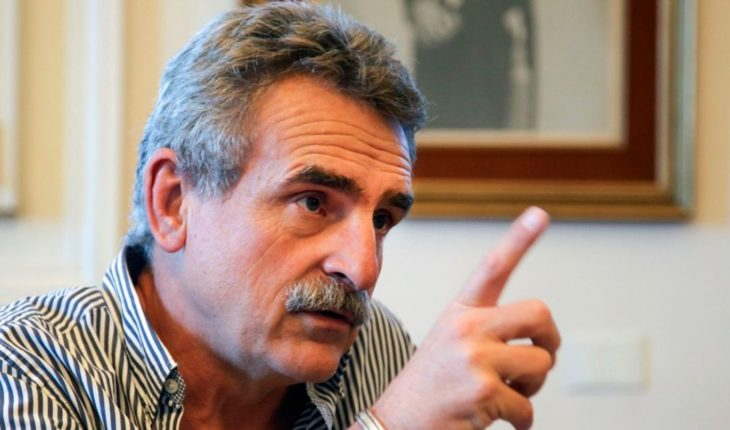 """Agustín Rossi: """"Macri is an essentially corrupt government"""""""