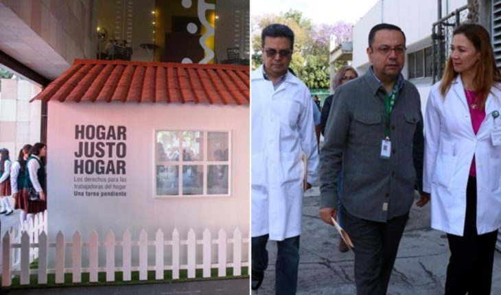 Approves IMSS incorporation program