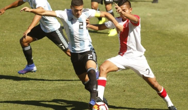 Argentina defeated 1-0 to Peru and classified to the hexagonal end