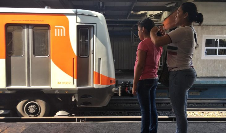 Attempts of kidnapping in the Metro will be investigated: PGJCDMX