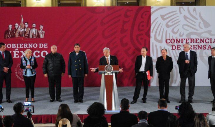 Gabinete transparenta bienes a medias y tras ultimátum de López Obrador