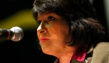 "Carmen Gloria Quintana for Palma Salamanca: ""We claim all those who fought to regain democracy"""