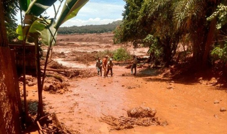 Collapsed dam in Brazil: there are 50 dead and disappeared