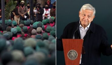"""""""Crazy"""", """"stinking politician"""" and """"liar"""": so called the EZLN to AMLO"""