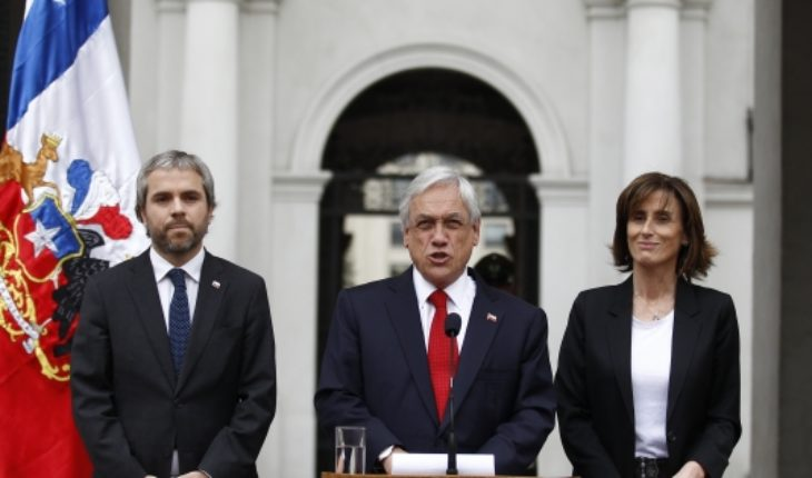 Cubillos operation: the dilemma of La Moneda to install to the Minister of education in the Segpres