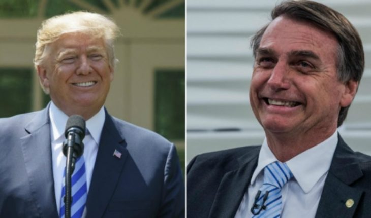 """Dialogue on Twitter between Bolsonaro and Trump: """"together"""" give """"prosperity"""" to their villages"""