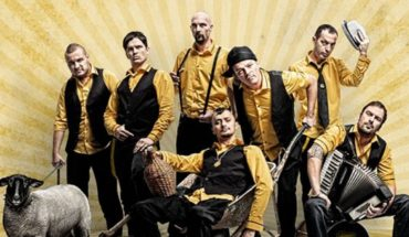 Dubioza Kolektiv: becomes one of the biggest Balkan Festival Womad Chile