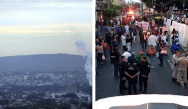 Evacuate Hospital Ayala by smell of gas