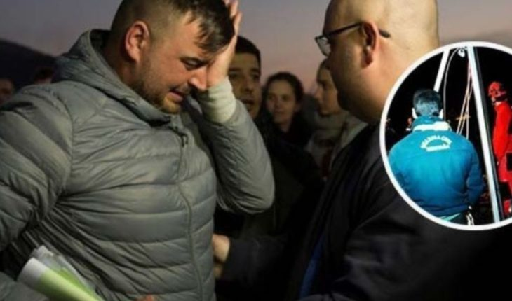 Father of Julen suffers crisis after finding him lifeless in well