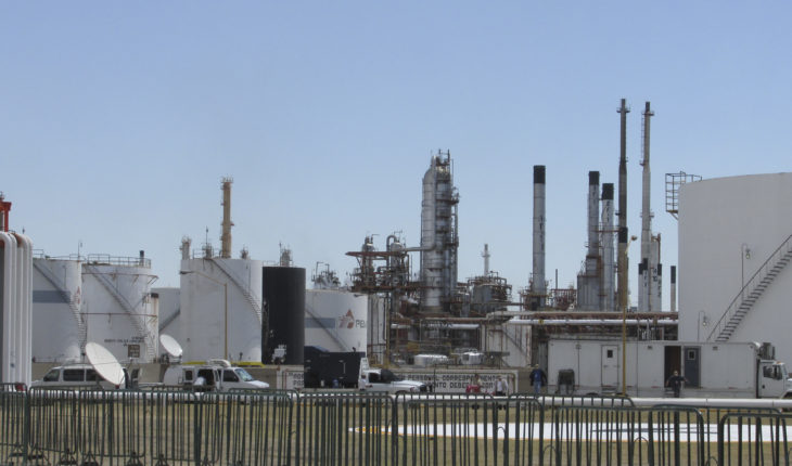Find truck with a presumed explosive in Salamanca refinery