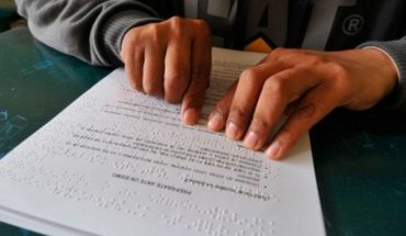 For the first time we celebrate the international day of braille