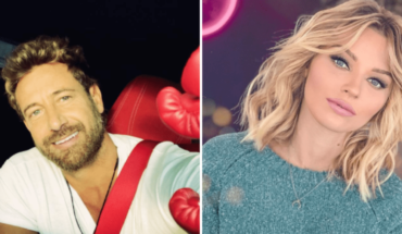 Gabriel Soto and Irina Baeva surprise with the first photo of their courtship