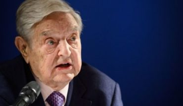 """George Soros attacking China in Davos: """"Xi Jinping is a danger to freedom"""""""