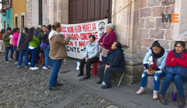 Government of Michoacán stops release of 300 million pesos to pay for teachers: Madriz