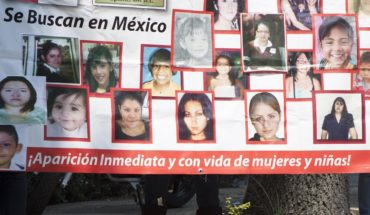 In six years, more than 3 thousand children have disappeared in Mexico