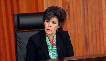 """Janine Otálora renounces Presidency of the TEPJF"