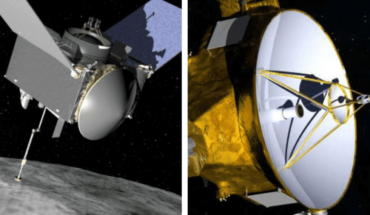 NASA probe enters the orbit of a small asteroid