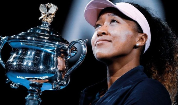 Naomi Osaka, the young sensation that was enshrined in the Australian Open