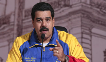 Nicolas Maduro breaks diplomatic relations with the United States