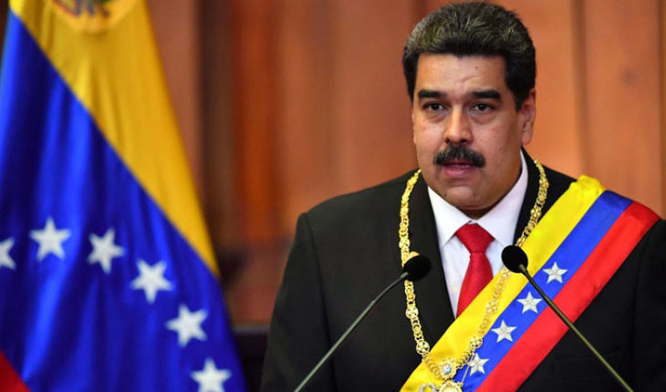 """Nicolas Maduro is unknown to United States and twelve countries"