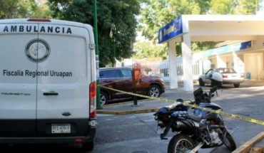 Occupants of a van die in shootout in Uruapan