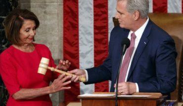 Pelosi sees 'new dawn' in US Congress
