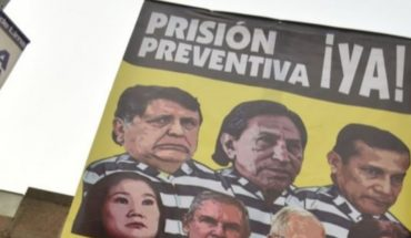 Peruvians get 2019 with protests by cessation of Odebrecht case prosecutors