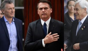 Piñera, Macri and Bolsonaro: 3 Presidents who turned to the right the power Board in South America