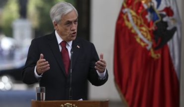 "President Piñera: ""we do believe in good die"""