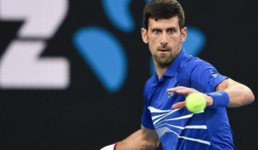 Reason for del Potro would celebrated pass Djokovic at the Australian Open semis?