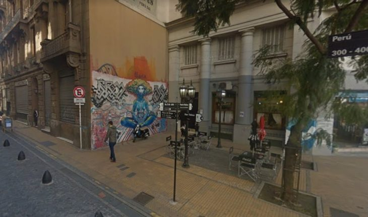 San Telmo: they assaulted and stabbed a Canadian tourist in
