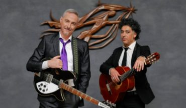 """""""Song for tomorrow"""": the first single from the musical society of Pedro Aznar and Manuel García"""