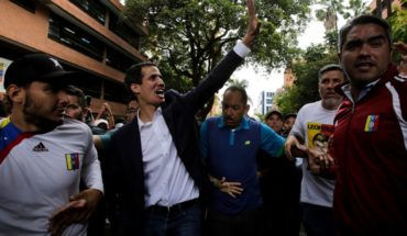 The IACHR request protection for Juan Guaidó
