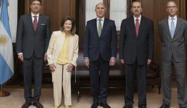 The Supreme Court meets to discuss the re-reeleccion in La Rioja