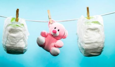 They discover herbicide in diapers for baby in France
