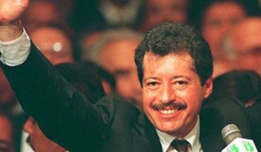 They disqualify record of the assassination of Colosio and reveal alleged Gortari call Aburto