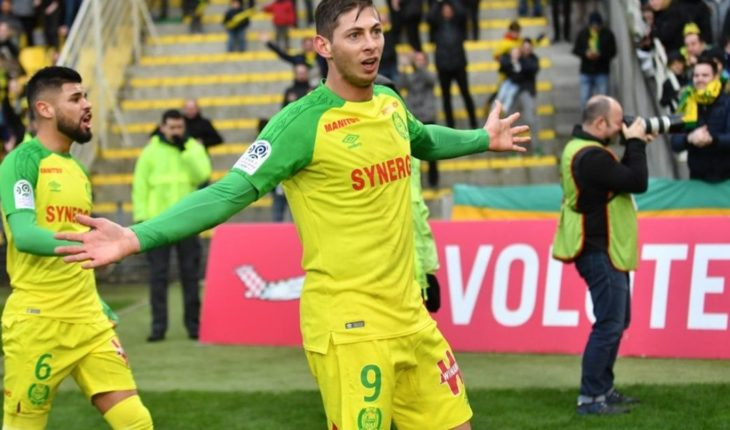 They suspended the search for Emiliano Sala and evaluated do not restart it