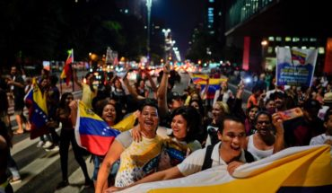 To overthrow Maduro, the poor accompany the opposition