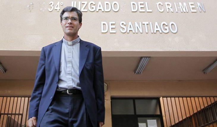 Vatican initiated criminal proceedings against priest formed by Fernando Karadima