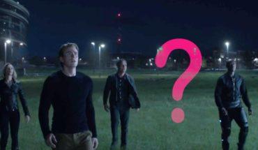 ¿Hay un personaje borrado en el tráiler de Avengers: Endgame?