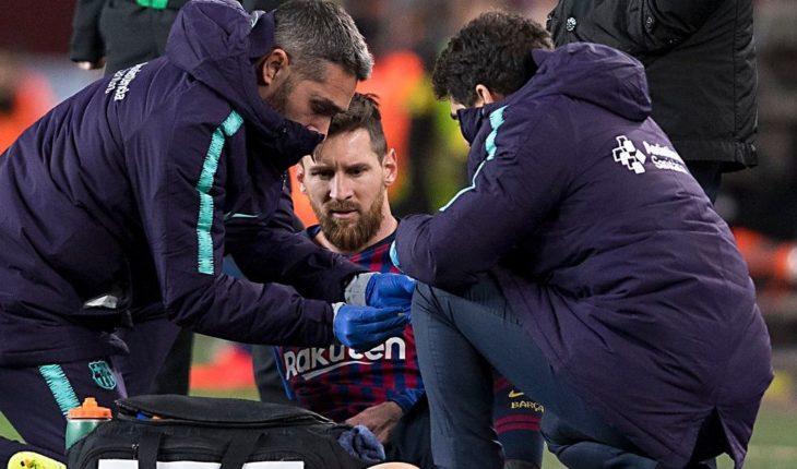 ¿Llegará Messi a la primera semifinal de la Copa del Rey contra el Real Madrid?