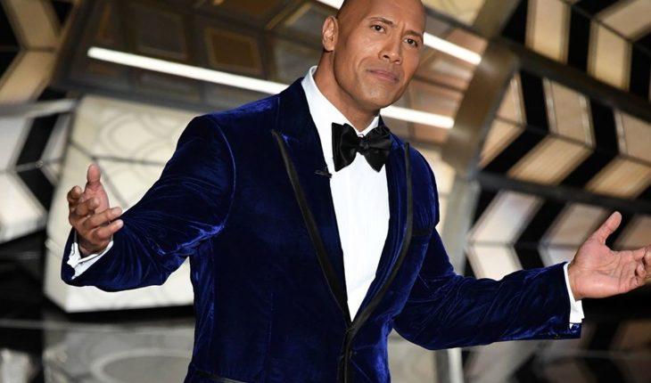 ¿Por qué The Rock se bajó de los Oscar?