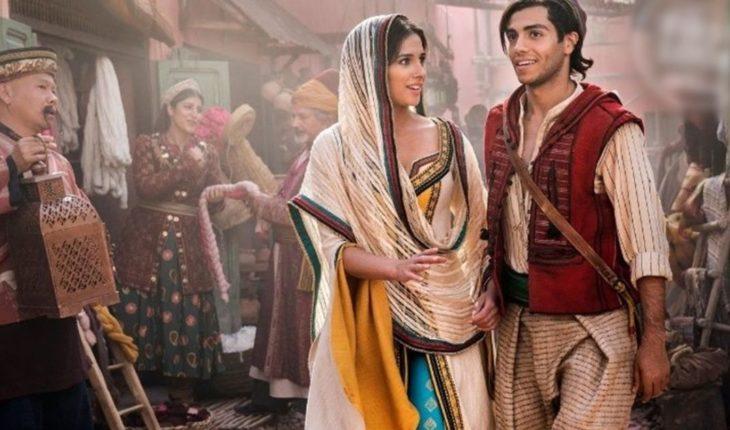 "¿Viste bien?: detalles que nos regaló el trailer de ""Aladdin"""