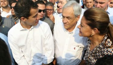 """Insulza y viaje de Piñera a Cúcuta: """"Hacer este show, esperando que los militares se rindan, es un error total"""""""