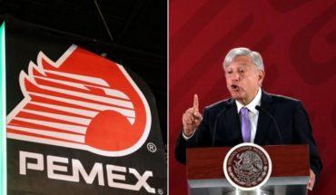 AMLO apoyará a Pemex con 5 mil 500 mdd