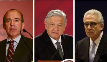 AMLO ofrece disculpas a Calderón por conflicto de interés